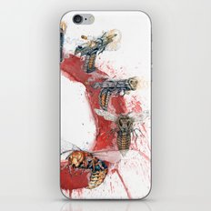 GUN SHOT ONE SHOT iPhone & iPod Skin