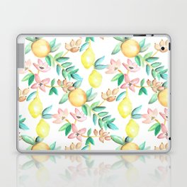 Flowers and Fruits Laptop & iPad Skin