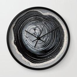 The infinite hole Wall Clock