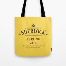 Earl of 221B Tote Bag