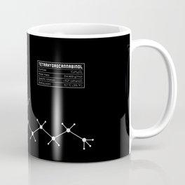 THC(Tetrahydrocannabinol) Coffee Mug
