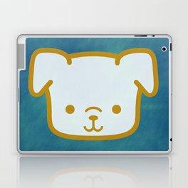 Woof - Dog Graphic - Chalkboard Inspired Laptop & iPad Skin
