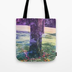 My Love for Trees Tote Bag