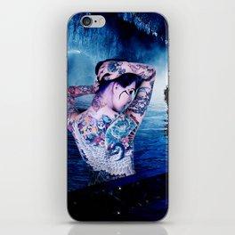 Onsen iPhone Skin