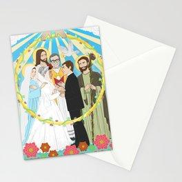 Holy Matrimony Stationery Cards