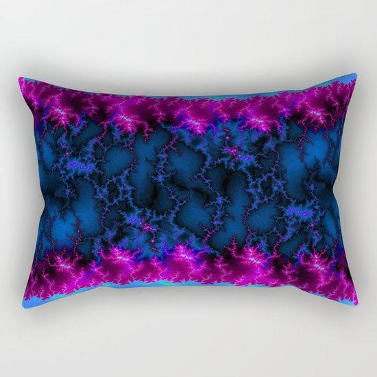 cold energy flash Rectangular Pillow