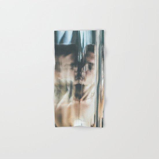 Dreams V (pixel sorted) Hand & Bath Towel
