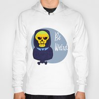 skeletor Hoodies featuring Skeletor-MOTU- by Smurf74
