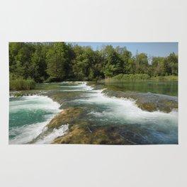 Mrežnica river Rug