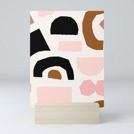 Paper Pieces 1 Mini Art Print