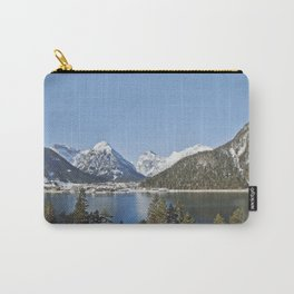 First glimpse of Switzerland Carry-All Pouch