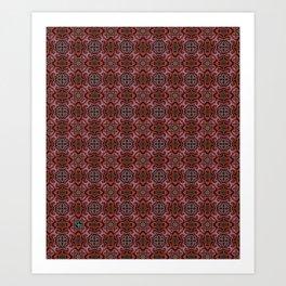 Tapestry 4 Art Print