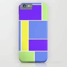 Abstract #461 iPhone 6s Slim Case