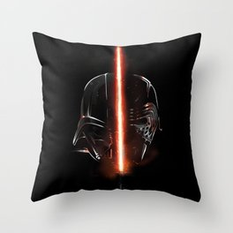Rule the Galaxy Throw Pillow