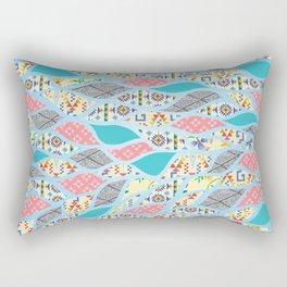 Summer Celebration Rectangular Pillow