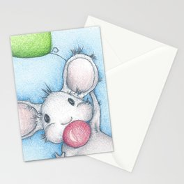 Auggie Stationery Cards