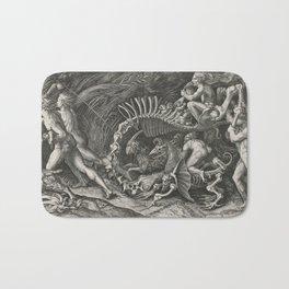 The Haggery - Agostino Veneziano (1520) Bath Mat