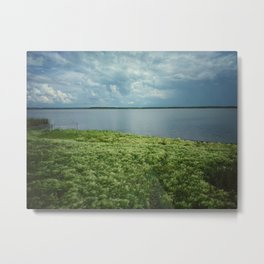 Summer on a village 2 Metal Print