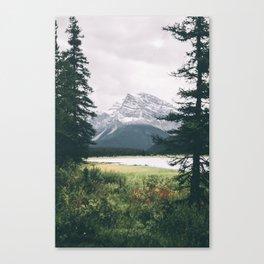 Alberta Canvas Print