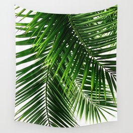 Palm Leaves #3 Wall Tapestry