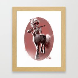Centaur Framed Art Print