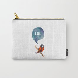 LoL - Bird Quote Carry-All Pouch