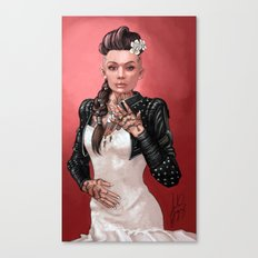 Mass Effect - Jack's Wedding Canvas Print