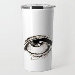 Eye. Travel Mug