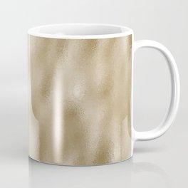 Mottled Champagne Sand Foil Coffee Mug