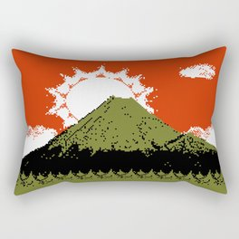 Fuji Memories Rectangular Pillow