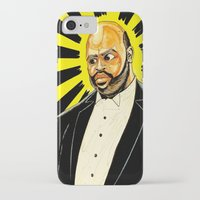 "fresh prince iPhone & iPod Cases featuring Fresh Prince - ""The Ascension of James/Phil"" by hawkeyesour"