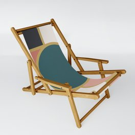 Maximalist Geometric 05 Sling Chair