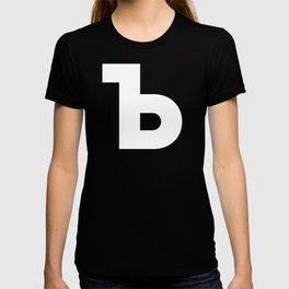Hard letter T-shirt