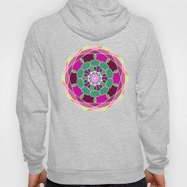 Mandala in many colors Hoody