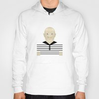 pablo picasso Hoodies featuring Pablo Picasso by Matteo Lotti
