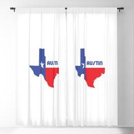 Austin Worn Blackout Curtain