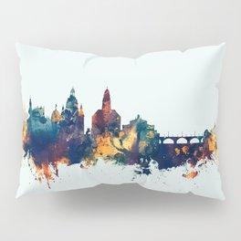 Dresden Germany Skyline Pillow Sham