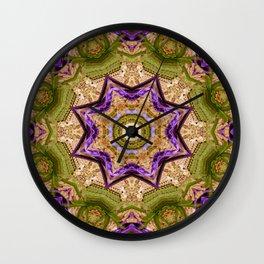 Victorian place mat... Wall Clock