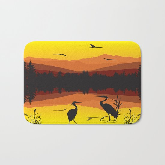 My Nature Collection No. 35 Bath Mat