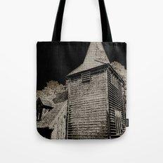 Greensted Church Art Tote Bag
