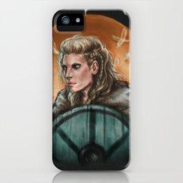 Lagathra iPhone Case