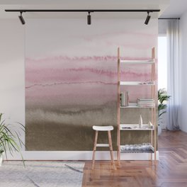 WITHIN THE TIDES STRAWBERRY CAPPUCCINO Wall Mural