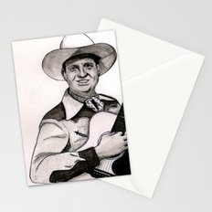 Gene Autry Stationery Cards