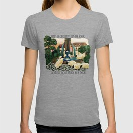 Belle - Beauty and the Beast T-shirt