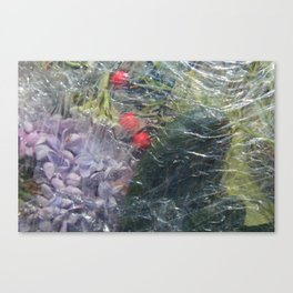 suffocation Canvas Print