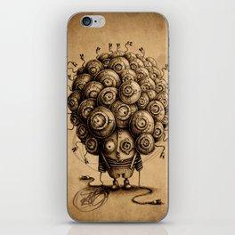 #19 iPhone Skin