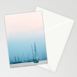 Boston Harbor Stationery Cards