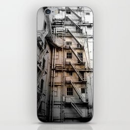 The stair venture iPhone Skin