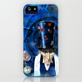 Dr. Eams iPhone Case