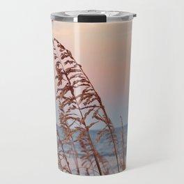 Windy Sunsets Travel Mug